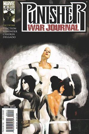 Punisher War Journal Vol 2 20