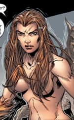 Rahne Sinclair (Earth-1610) from Ultimate X-Men Vol 1 95 001
