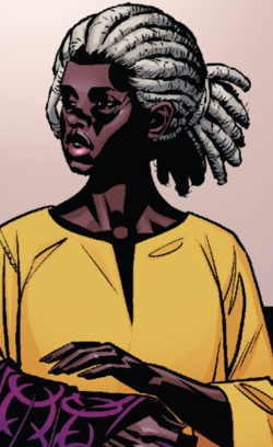 Ramonda (Earth-616) from Black Panther Vol 6 1 001