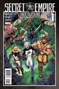 Secret Empire Underground Vol 1 1