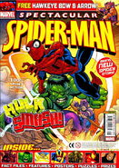 Spectacular Spider-Man (UK) Vol 1 156