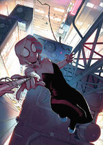 Spider-Gwen Ghost-Spider Vol 1 5 Textless
