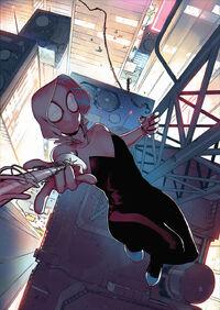 Spider-Gwen Ghost-Spider Vol 1 5 Textless