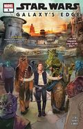 Star Wars Galaxy's Edge Vol 1 1