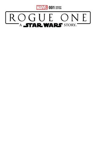 File:Star Wars Rogue One Adaptation Vol 1 1 Blank Variant.jpg