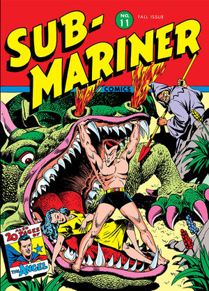 Sub-Mariner Comics Vol 1 11
