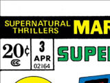 Supernatural Thrillers Vol 1 3