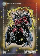Taneleer Tivan (Earth-616) from Marvel Universe Cards Series III 0001