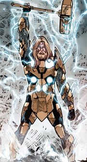 Thor Odinson (Earth-1610) from Ultimate Comics Ultimates Vol 1 30 001