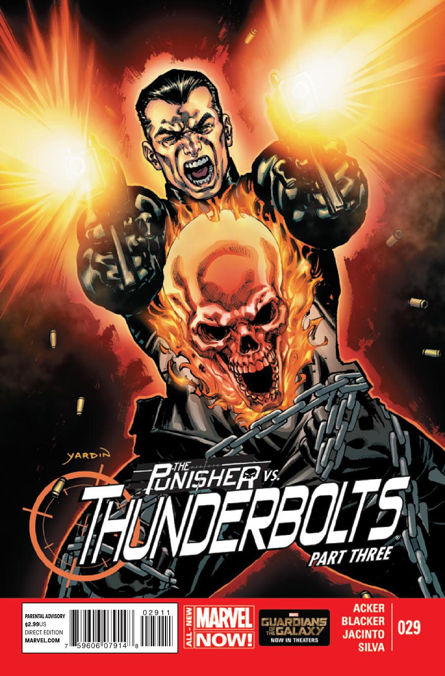 Thunderbolts Vol 2 29