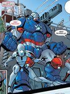 Toni Ho (Earth-616) and Aikku Jokinen (Earth-616) from U.S.Avengers Vol 1 6 003