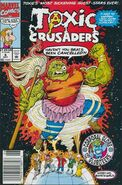 Toxic Crusaders Vol 1 6