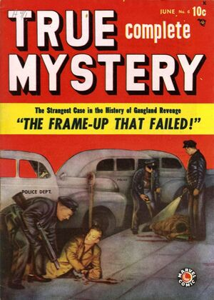 True Complete Mystery Vol 1 6