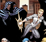 Tyrone Johnson (Earth-19529) and Tandy Bowen (Earth-19529) from Spider-Man Life Story Vol 1 5 001
