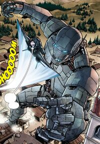 Ultimo (Hydra) (Earth-199999) from Captain America Road to War Vol 1 1 001