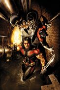 Uncanny X-Men Vol 1 488 Textless