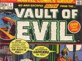 Vault of Evil Vol 1 1