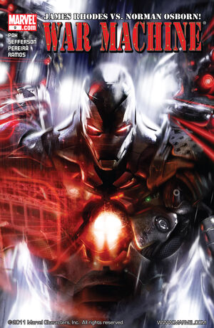 War Machine Vol 2 9