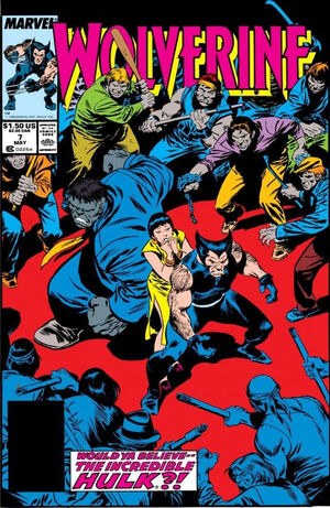 Wolverine Vol 2 7