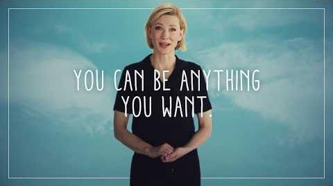 A Motivational Message from Thor Ragnarok's Cate Blanchett