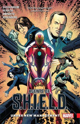 File:Agents of S.H.I.E.L.D. TPB Vol 1 2 Under New Management.jpg