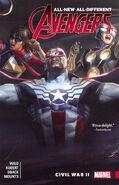 All-New, All-Different Avengers TPB Vol 1 3 Civil War II