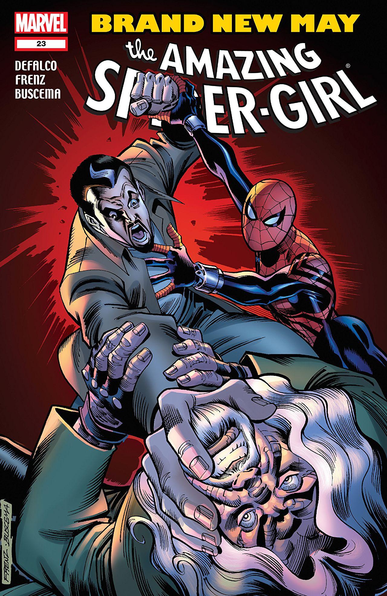 Amazing Spider-Girl Vol 1 23