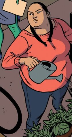 Angie Huang (Earth-616) from Howard the Duck Vol 5 1