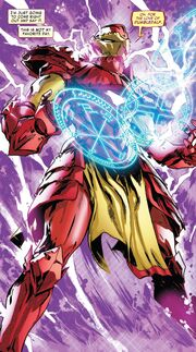 Anthony Stark (Earth-616) from Tony Stark Iron Man Vol 1 13 001