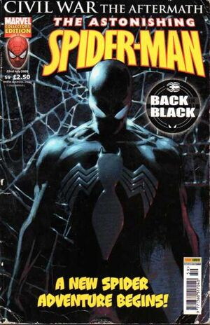 Astonishing Spider-Man Vol 2 59