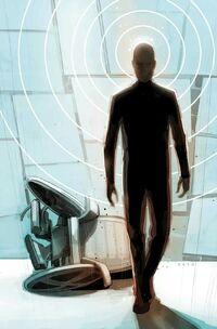 Astonishing X-Men Vol 4 7 Noto Variant Textless