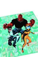 Avengers Academy Vol 1 3 Textless