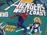 Avengers West Coast Vol 2 84