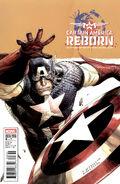 Captain America Reborn Vol 1 3 Yu Variant