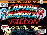 Captain America Vol 1 204