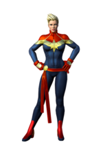 Carol Danvers (Earth-TRN258) from Marvel Heroes (video game) 0003