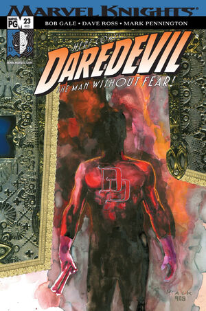 Daredevil Vol 2 23