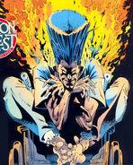 David Haller (Earth-616) from X-Men Vol 2 40 (Cover)