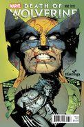 Death of Wolverine Vol 1 2 Hastings Exclusive Variant