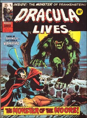 Dracula Lives (UK) Vol 1 12