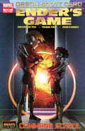 Enders Game Command School Vol 1 2