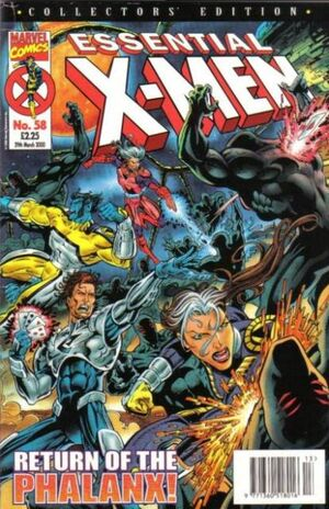 Essential X-Men Vol 1 58