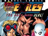 Exiles Vol 1 1