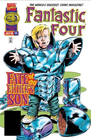 Fantastic Four Vol 1 414