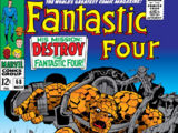Fantastic Four Vol 1 68