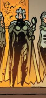 Freyja Freyrdottir (Earth-14412) from Loki Agent of Asgard Vol 1 12 001