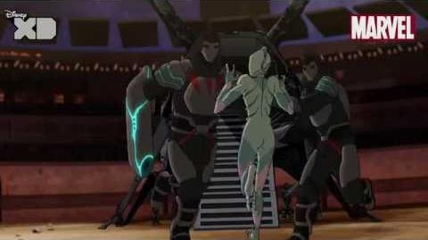 Guardians of The Galaxy Drax Part 1 Official Disney XD UK
