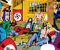 Huns (Biker Gang) (Earth-616) from Captain America Vol 1 259 0001