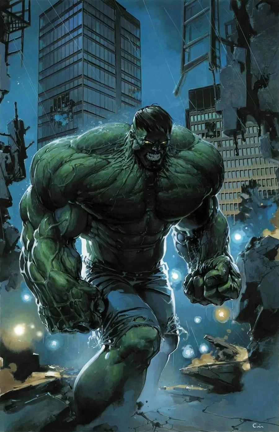 Bruce Banner Earth 616