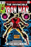 Iron Man Vol 1 122